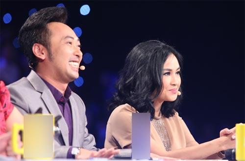 vietnam idol: bich ngoc, trong hieu chay het minh dem chung ket - 2