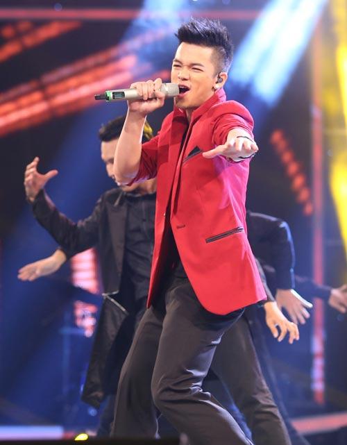 vietnam idol: bich ngoc, trong hieu chay het minh dem chung ket - 3