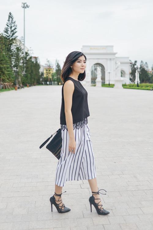 """chon vay ao """"an gian"""" chieu cao cho chan ngan - 5"""