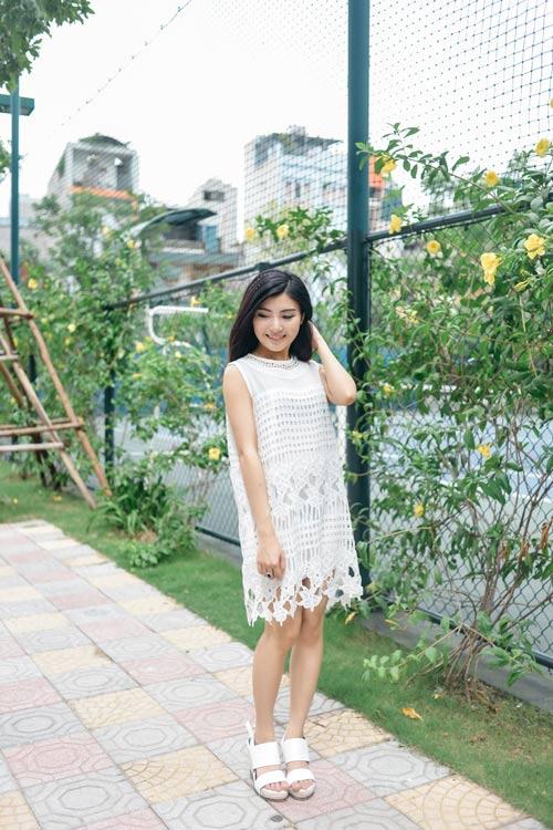 """chon vay ao """"an gian"""" chieu cao cho chan ngan - 8"""