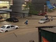 Tin tức - Mưa lớn kéo dài, nhiều nơi ở Quảng Ninh chìm trong nước