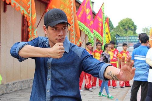 """binh minh quyet tam """"the khong guc nga"""" - 1"""