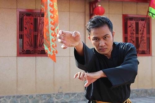 """binh minh quyet tam """"the khong guc nga"""" - 2"""