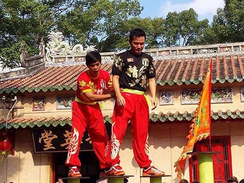 """binh minh quyet tam """"the khong guc nga"""" - 6"""