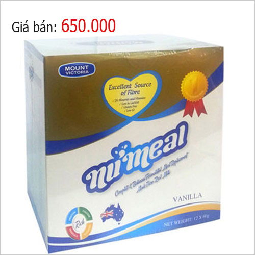 "sua numeal khuyen mai ""mua 2 tang 1"" cho ca nha vui khoe - 3"