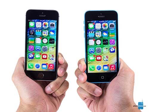 """nhung smartphone so huu man hinh """"lech chuan"""" - 1"""