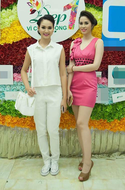 truong hai van lan dau chung san khau voi trieu thi ha - 1