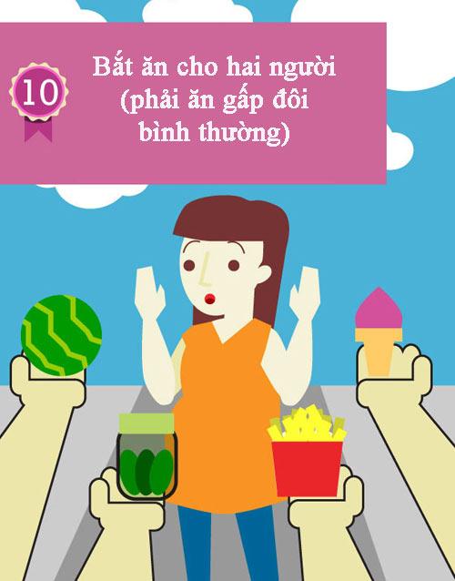 """10 viec ban lam co the khien me bau """"noi nong"""" - 11"""
