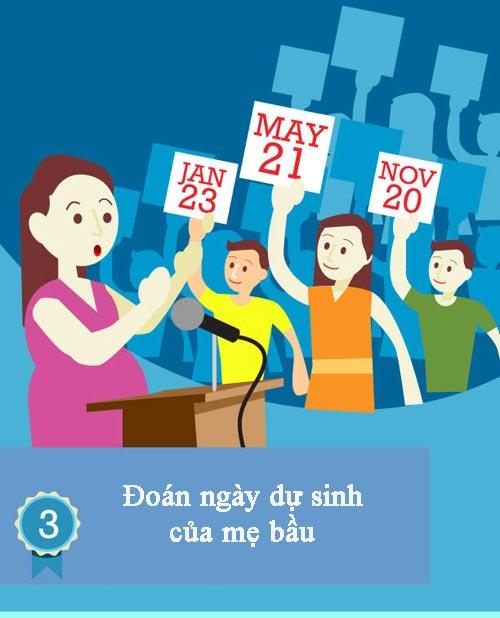 """10 viec ban lam co the khien me bau """"noi nong"""" - 4"""