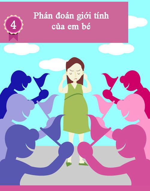 """10 viec ban lam co the khien me bau """"noi nong"""" - 5"""