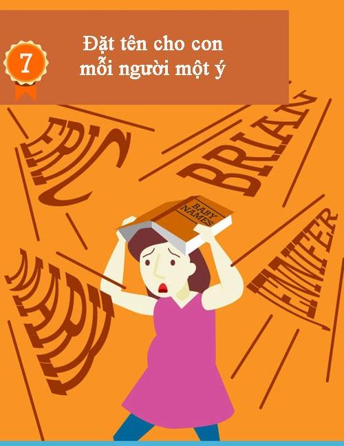 """10 viec ban lam co the khien me bau """"noi nong"""" - 8"""