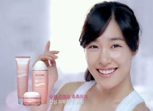 "my nhan han ""bien hoa"" sau khi trang diem - 5"