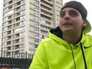 Chuyện lạ - Chile: Sống sót kỳ diệu sau khi rơi từ tầng 17 xuống đất
