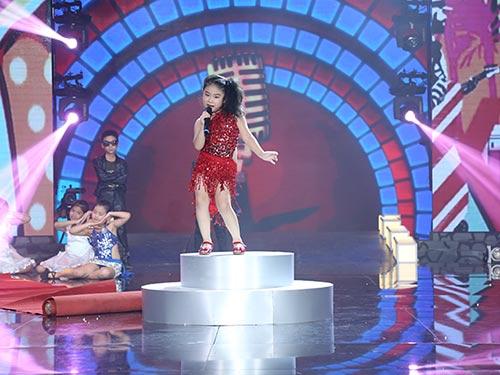 liveshow 1 drm2015: an tuong nhung giong ca thien than - 1