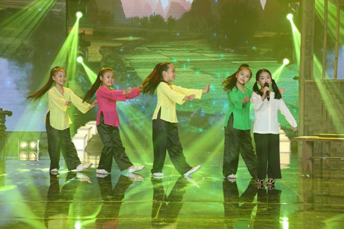 liveshow 1 drm2015: an tuong nhung giong ca thien than - 4