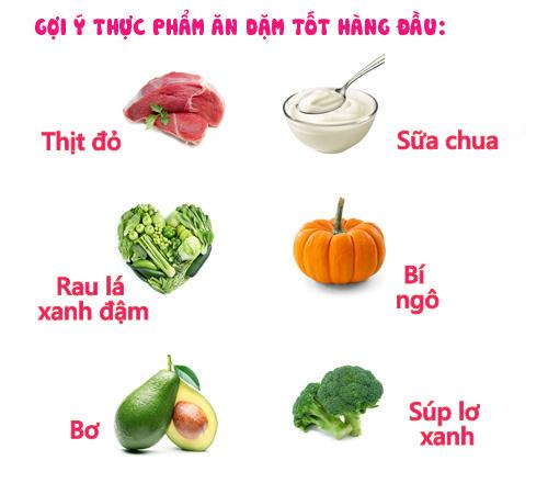 "bi kip nau do an dam ""chuan"", be lon nhanh nhu thoi - 9"