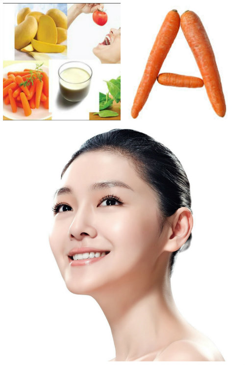nhung loai vitamin can thiet cho sac dep  cua ban - 1