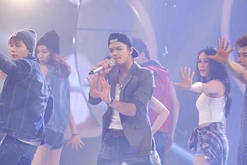trong hieu tro thanh quan quan vietnam idol 2015 - 16