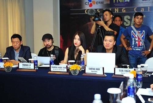 vinh thuy cang thang di casting phim cua truong ngoc anh - 1