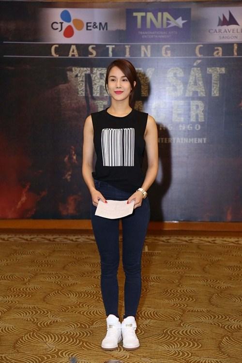 vinh thuy cang thang di casting phim cua truong ngoc anh - 7