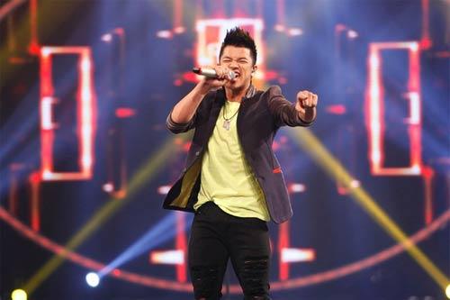 """hanh trinh """"len ngoi"""" cua trong hieu o vietnam idol 2015 - 11"""