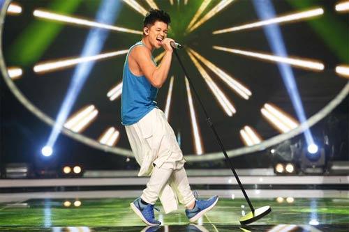 """hanh trinh """"len ngoi"""" cua trong hieu o vietnam idol 2015 - 4"""