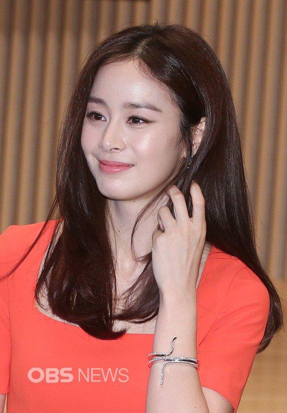 """""""ngoc nu"""" kim tae hee giam 4kg dong phim moi - 1"""