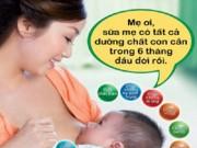 Tin tức - Sữa mẹ: 'Liều thuốc' phòng bệnh cả cuộc đời cho con