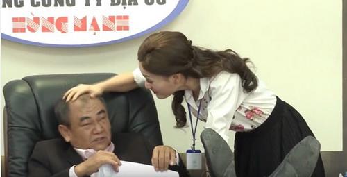 """lan phuong dong vai """"gai hu"""" sau khi chia tay ban trai - 3"""