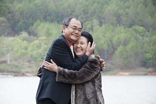 """lan phuong dong vai """"gai hu"""" sau khi chia tay ban trai - 5"""