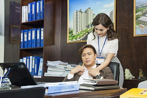 """lan phuong dong vai """"gai hu"""" sau khi chia tay ban trai - 2"""
