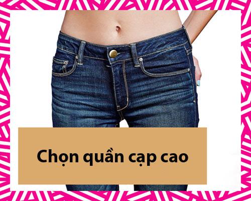 """6 buoc de mac quan jeans """"dep nhu mo"""" - 1"""