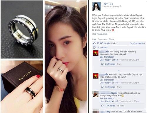 """sao viet bi """"nem da"""" vi khoe hang hieu tren facebook - 2"""