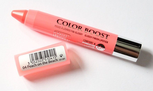 danh gia thoi son bourjois color boost spf15 - 2
