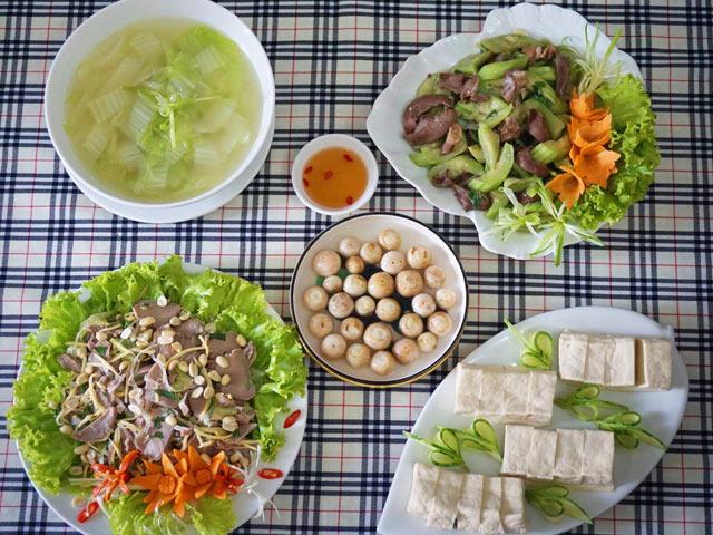 thuc don 110.000 dong ngon mieng - 1