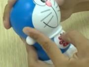 Tin trong nước - Tá hỏa đồ chơi Doremon kể chuyện tự tử