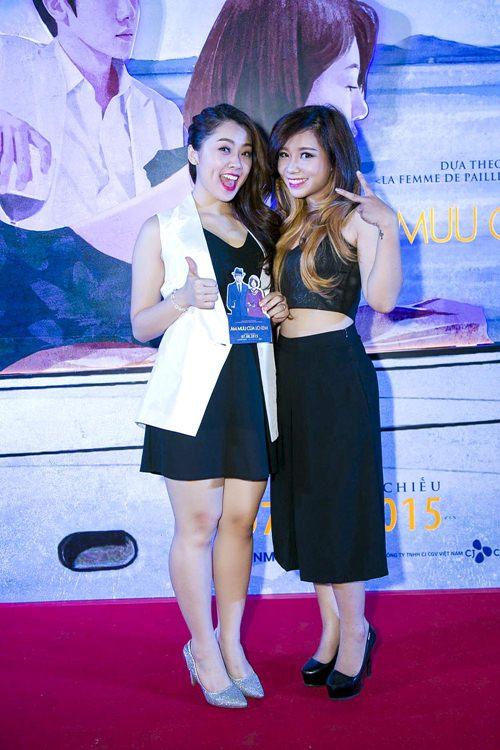 "hari won tu tin do sac voc voi ""hot girl vietnam idol 2015"" - 11"
