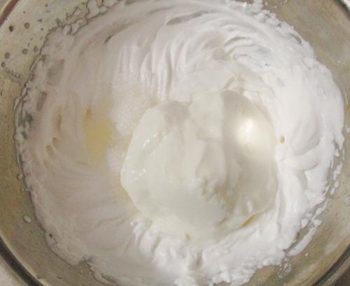 Bánh charlotte chanh sữa chua tươi mát-12