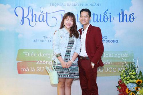 "phim ngan viet ""khat vong tuoi tho"" tran day tinh nhan van - 1"