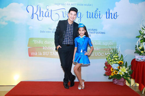 "phim ngan viet ""khat vong tuoi tho"" tran day tinh nhan van - 6"