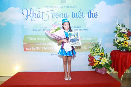 "phim ngan viet ""khat vong tuoi tho"" tran day tinh nhan van - 4"