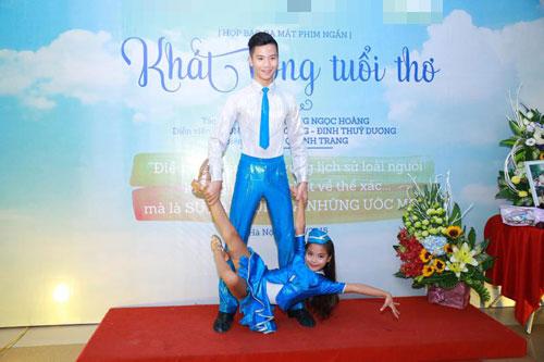 "phim ngan viet ""khat vong tuoi tho"" tran day tinh nhan van - 7"