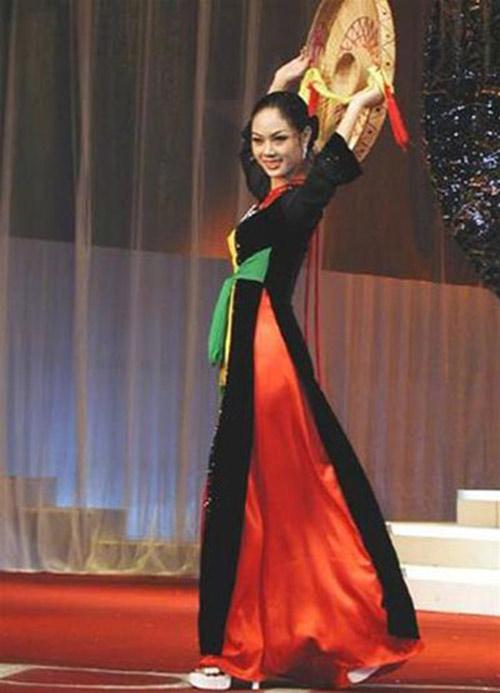 """nhung hoa hau viet song """"an dat"""" vi scandal - 8"""