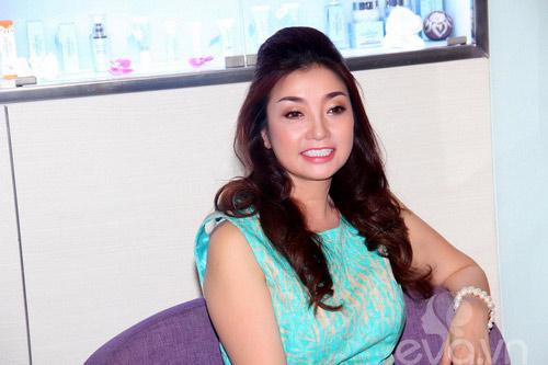 """nhung hoa hau viet song """"an dat"""" vi scandal - 3"""