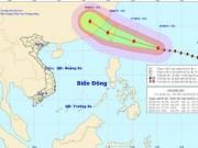 Tin tức - Siêu bão mạnh nhất 2015 Soudelor gây gió mạnh trên Biển Đông