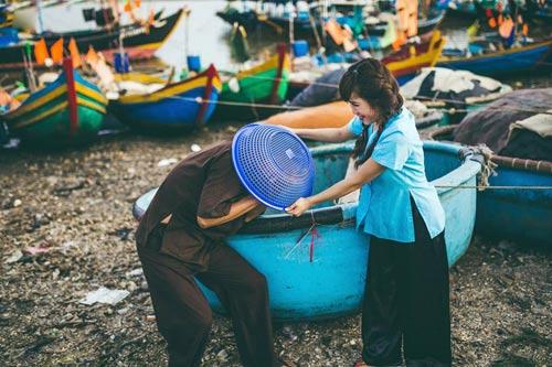"""chuyen tinh """"chang kho"""" cuoi duoc vo xinh - 10"""