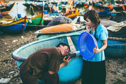 """chuyen tinh """"chang kho"""" cuoi duoc vo xinh - 11"""