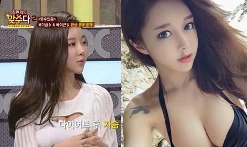 phat hoang voi nhan sac that cua cac hot girl xu han - 6