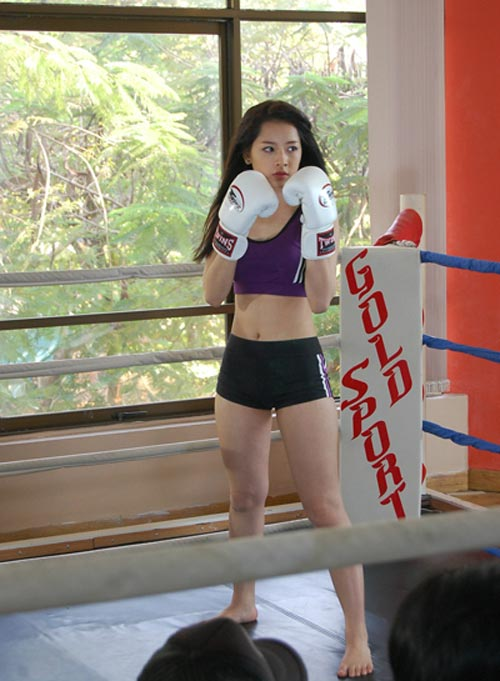 chi pu: hot girl cham tap luyen giu dang nhat nhi vbiz - 10