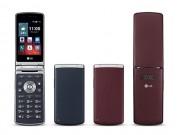 Góc Hitech - LG đưa smartphone nắp gập chạy Android ra thị trường quốc tế